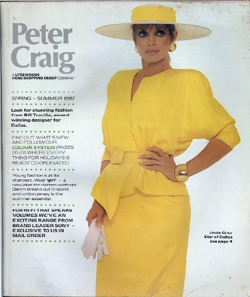 1987 Peter Craig Spring/Summer