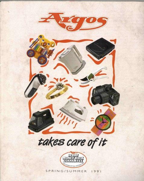 1991 Argos Spring/Summer