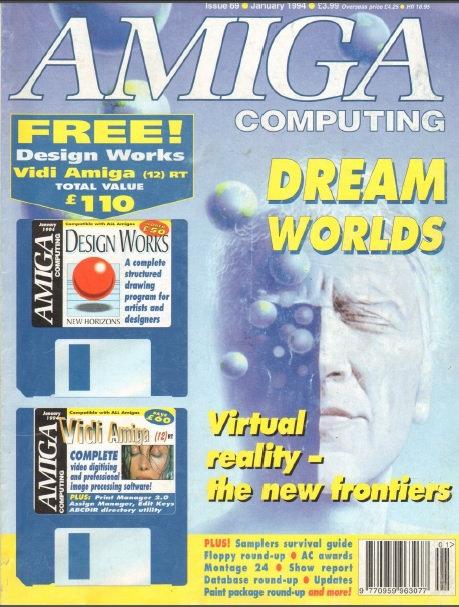 Amiga Computing Jan 1994