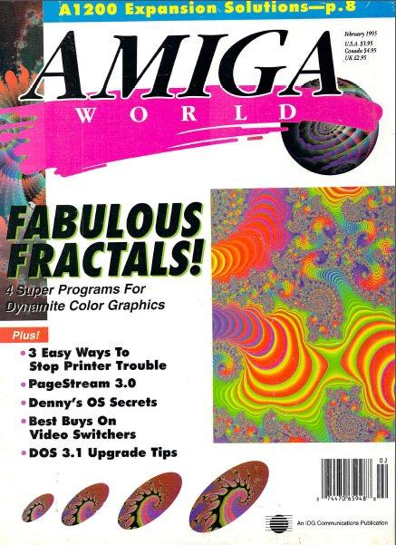 Amiga World Feb 1995