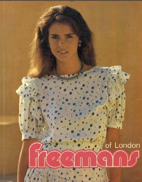 1983 Freemans Spring/Summer