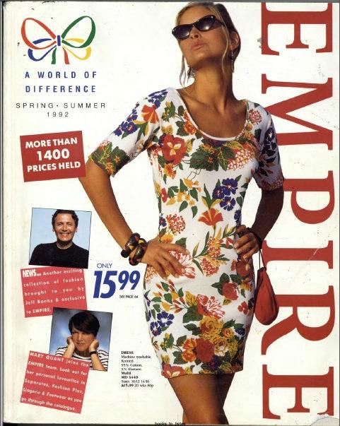 1992 Empire Stores Spring/Summer
