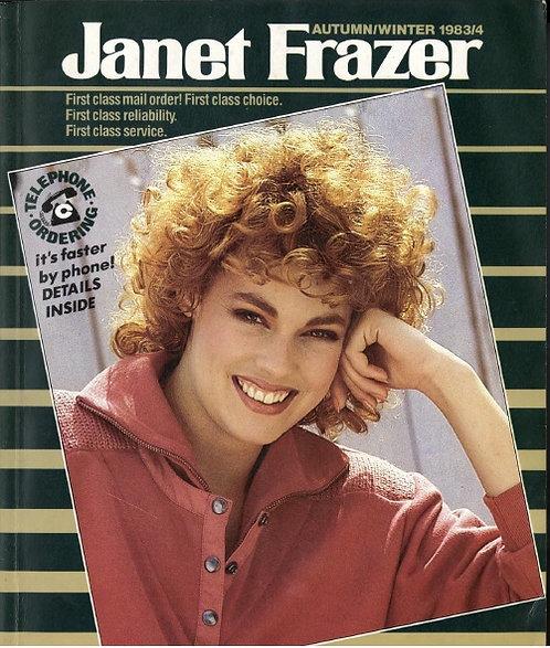 1983-1984 Janet Frazer Autumn/Winter