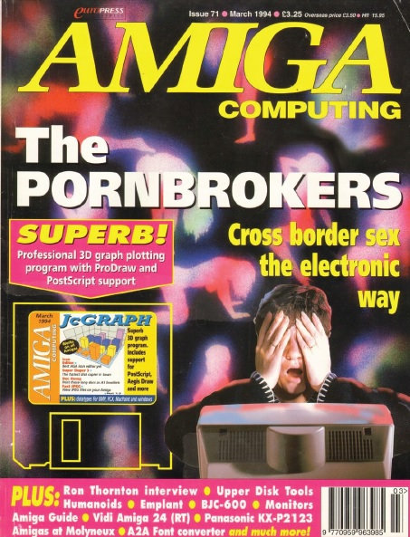 Amiga Computing Mar 1994