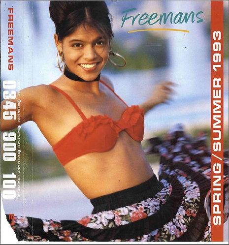 1993 Freemans Spring/Summer