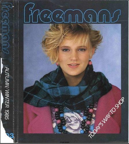 1985-1986 Freemans Autumn/Winter
