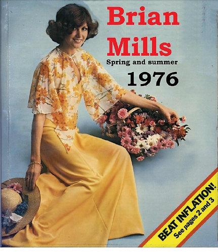 1976 Brian Mills Spring/Summer