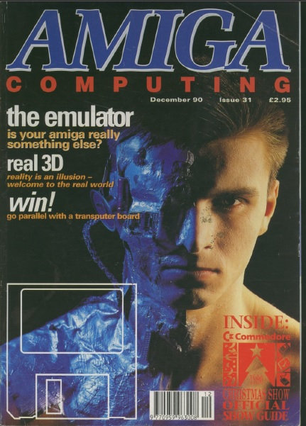 Amiga Computing Dec 1990