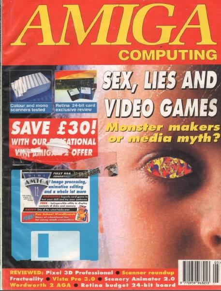 Amiga Computing May 1993