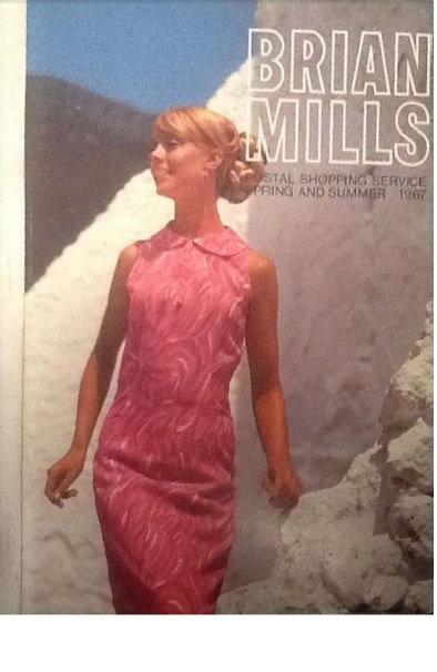 1967 Brian Mills Spring/Summer