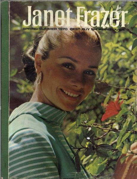 1970 Janet Frazer Spring/Summer