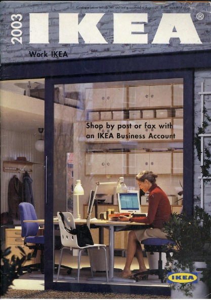 2003 IKEA work UK
