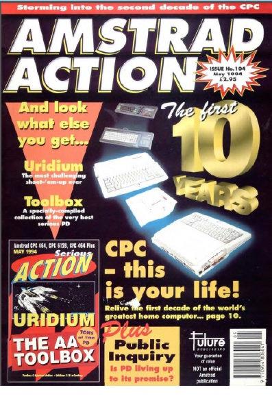 Amstrad Action May 1994