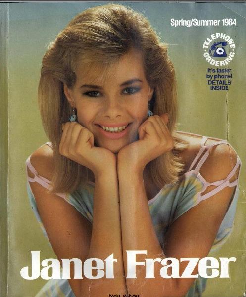 1984 Janet Frazer Spring/Summer