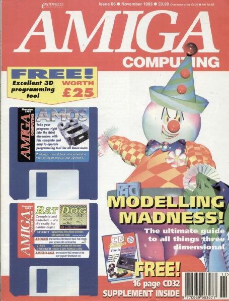 Amiga Computing Nov 1993