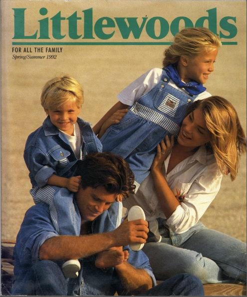 1992 Littlewoods Spring/Summer