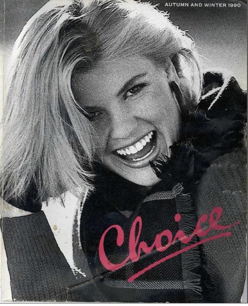 1990-1991 Choice Autumn/Winter