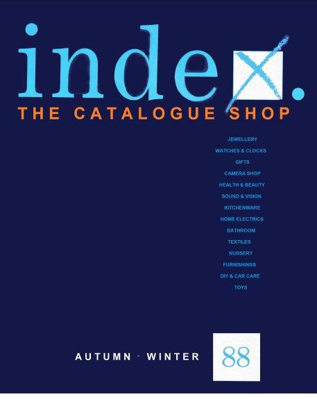 1988-1989 Index Autumn/Winter