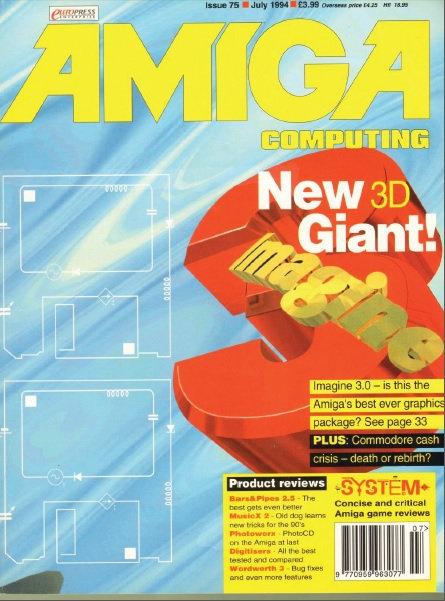 Amiga Computing July 1994