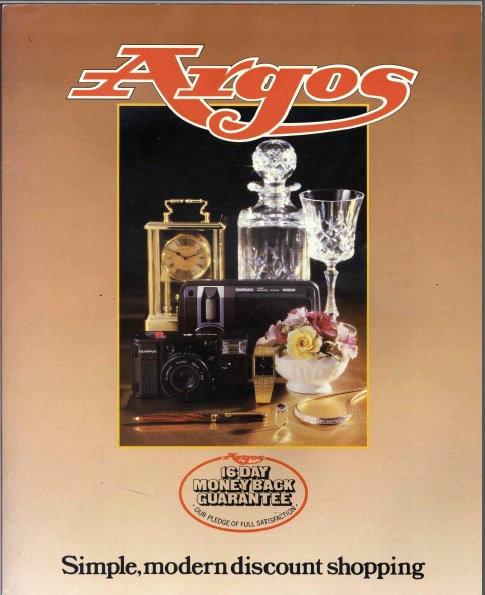 1984-1985 Argos Autumn/Winter