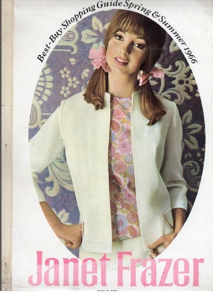1966 Janet Frazer Spring/Summer