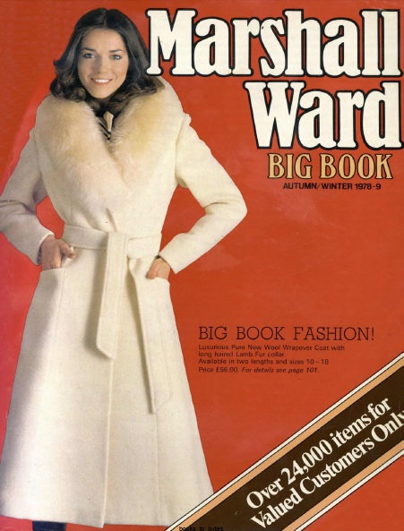 1978-1979 Marshall Ward Autumn/Winter