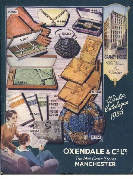 1935 Oxendales Autumn