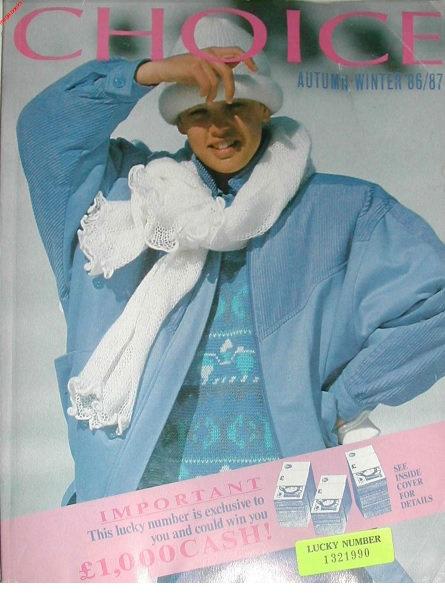 1986-1987 Choice Autumn/Winter