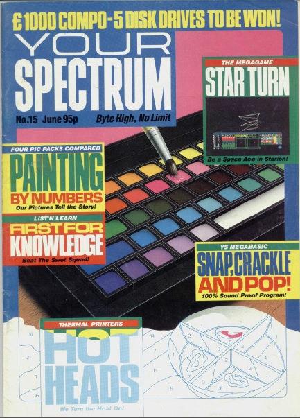 Your Spectrum June 1985
