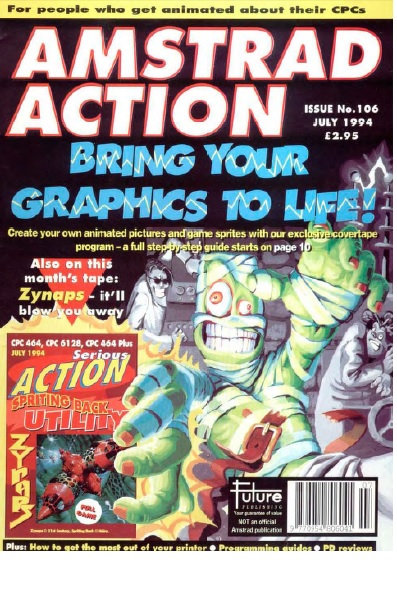 Amstrad Action July 1994