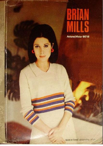 1967-1968 Brian Mills Autumn/Winter