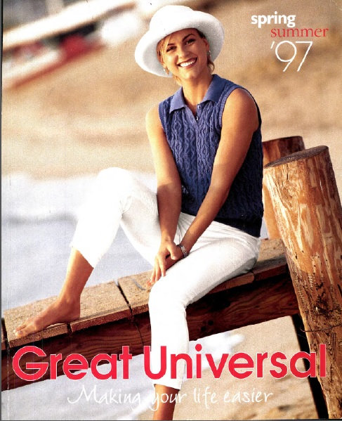 1997 Great Universal Spring/Summer