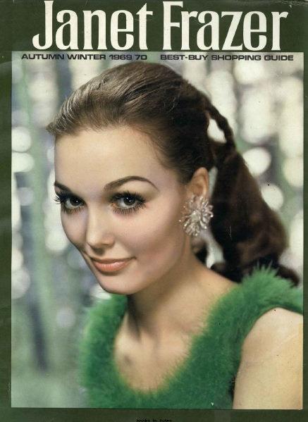 1969-1970 Janet Frazer Autumn/Winter