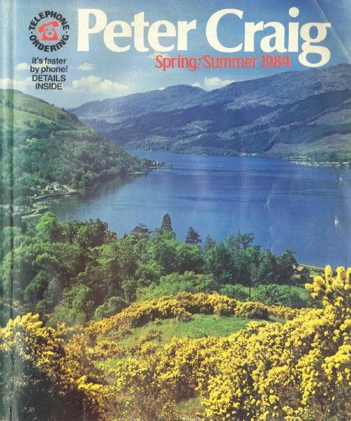 1984 Peter Craig Spring/Summer