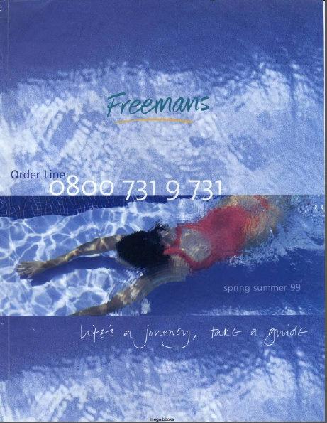1999 Freemans Spring/Summer