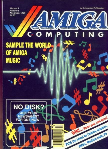 Amiga Computing Nov 1990
