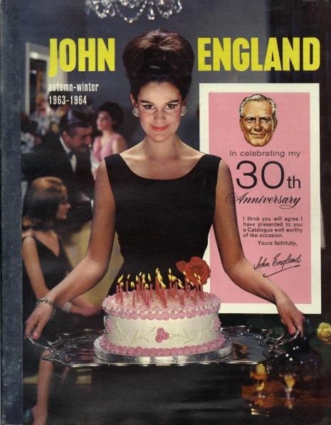 1963-1964 John England Autumn/Winter