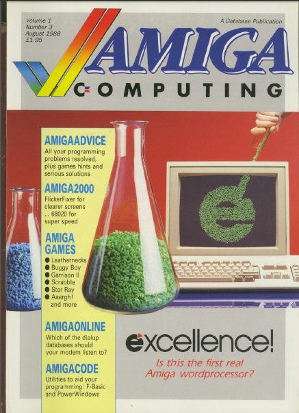 Amiga Computing Aug 1988