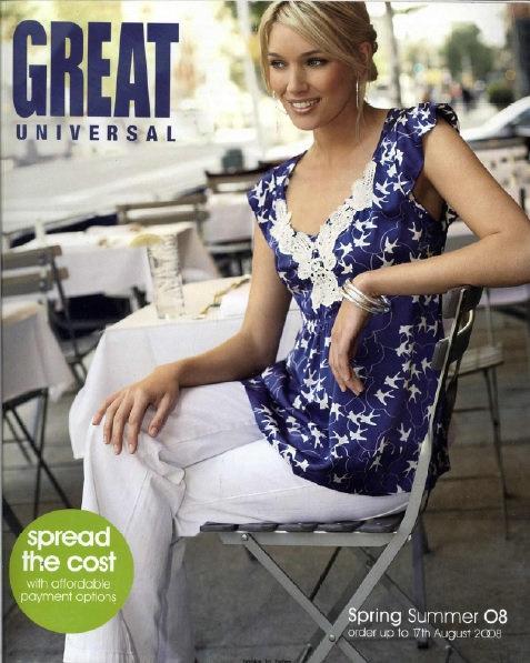 2008 Great Universal Spring/Summer