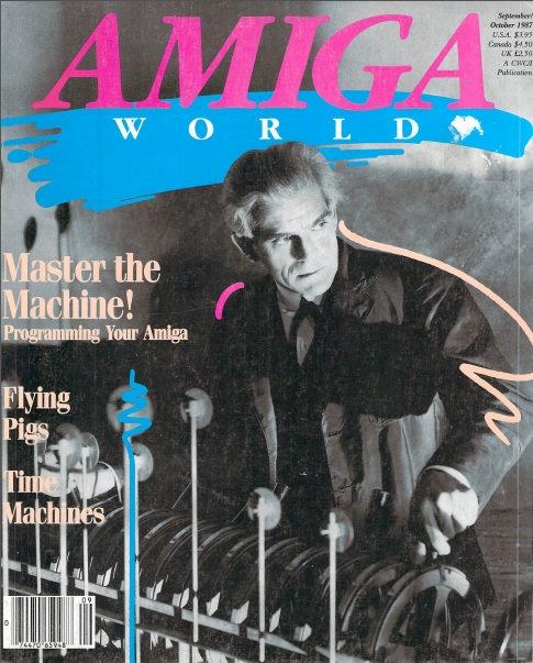 Amiga World Sep/Oct 1987