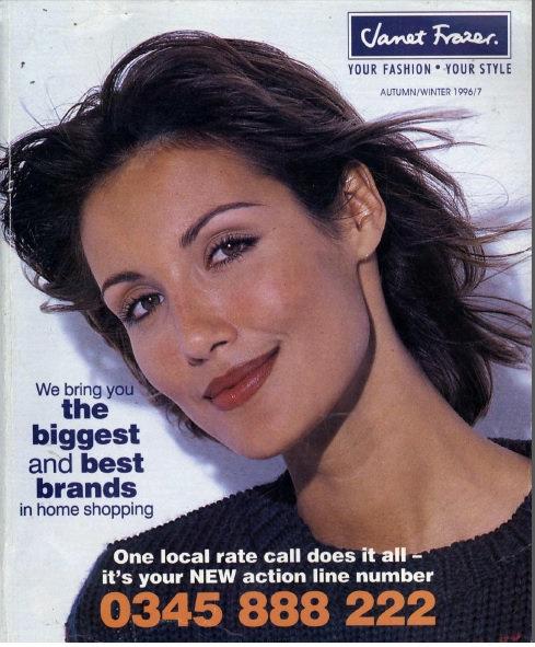 1996-1997 Janet Frazer Autumn/Winter