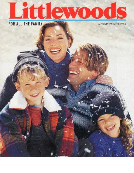 1995-1996 Littlewoods Autumn/Winter