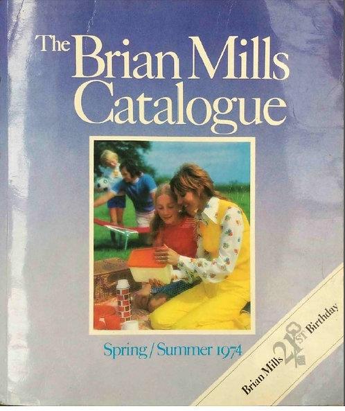 1974 Brian Mills Spring/Summer