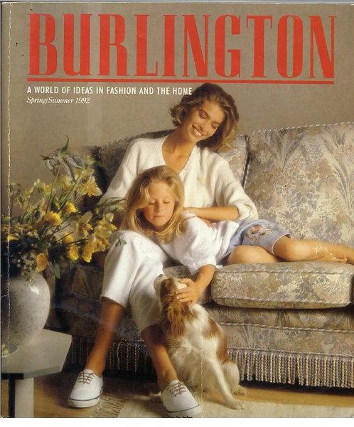 1992 Burlington Spring/Summer