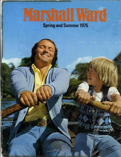 1975 Marshall Ward Spring/Summer