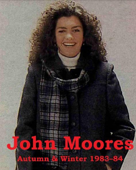 1983-1984 John Moores Autumn/Winter