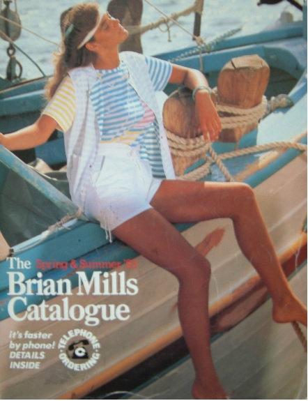 1983 Brian Mills Spring/Summer