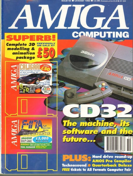 Amiga Computing Oct 1993