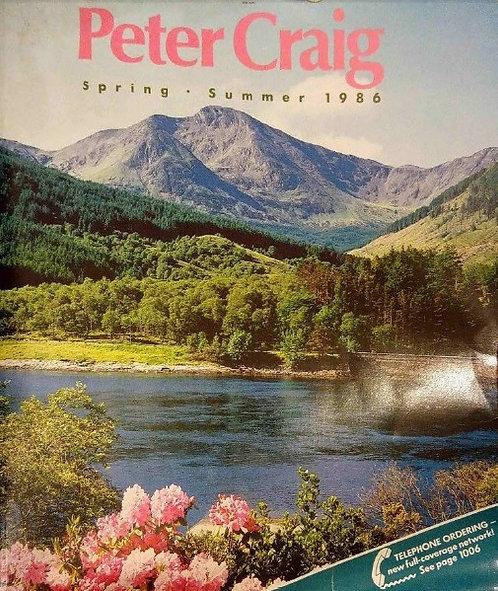 1986 Peter Craig Spring/Summer