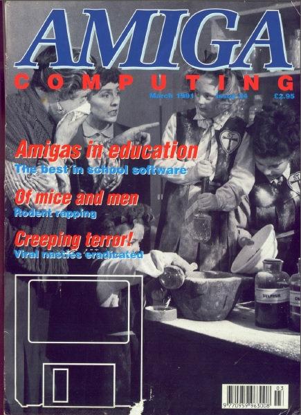 Amiga Computing Mar 1991